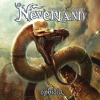 Neverland - The_awesome_king [CD] Yhdysvallat tuoda