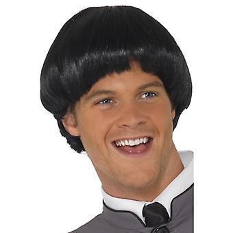 60s περούκα μανιτάρι κεφάλι Λέννον περούκα θαυμάσιο τέσσερα
