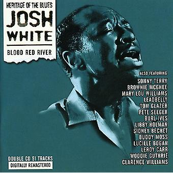 Josh White - Blood Red River [CD] USA import