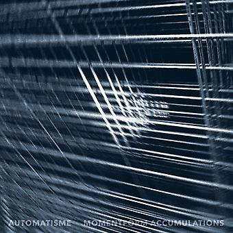 Automatisme - Momentform Accumulations [CD] USA import