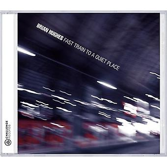 Various Artist - Fast Train to a Quiet Place [CD] USA import