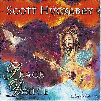 Scott Huckabay - Peace Dance [CD] USA import