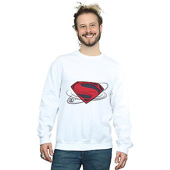 Justice League film Superman Logo Sweatshirt des hommes de DC Comics