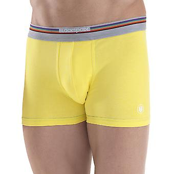 BlackSpade Colours Yellow Cotton Mens Boxer M9550