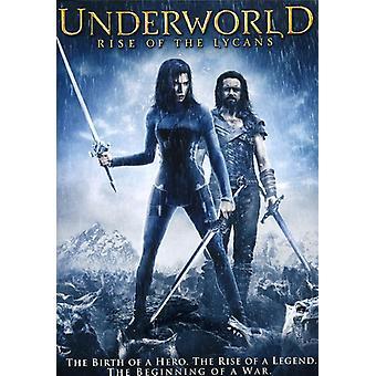 Underworld: Rise of a importação EUA Lycans [DVD]