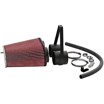 K & N 63-1014 AirCharger Performance Air Intake System