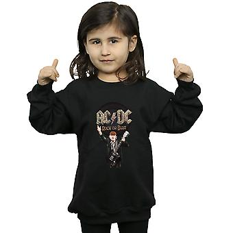 AC/DC Girls Rock Or Bust Angus Young Sweatshirt