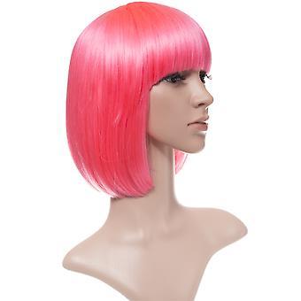 Classic Bob Full Head Party Wig
