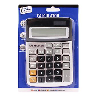 Just Stationery Midi Calculator 8 Digits