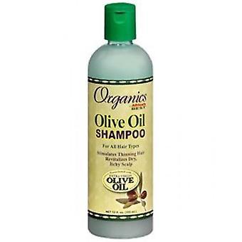 Afrikan paras orgaaninen oliivi öljy shampoo 355ml