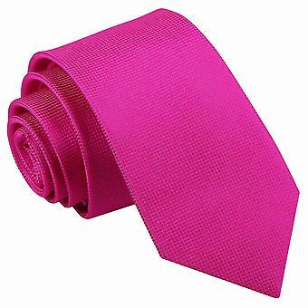 Fuchsia rosa fast Kontrollera smal slips