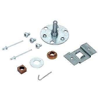 Hotpoint Wäschetrockner Trockner Trommel-Welle-Reparatur-Set