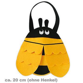Feutre sac abeille abeille Sidibé