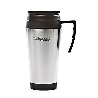 Thermos 400mL S/Steel Outer Foam Insul Travel Mug