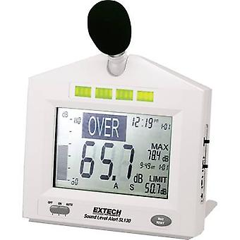 Extech Sound level meter SL130W 30 - 130 dB 31.5 Hz - 8000 Hz