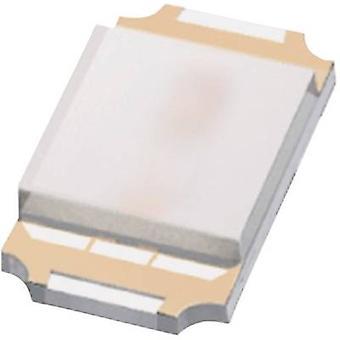 Rohm Semiconductor SMLP12BC7TT86 SMD LED 0402 modrá 17 Skrblíku 50 ° 5 mA 2,9 V pásek