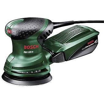 Bosch Home and Garden PEX 220 A 0603378000 Router 220 W Ø 125 mm