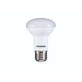1 x Sylvania RefLED R63 V2 E27 7W Warm White LED 630lm [Energy Class A+]