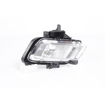 Rechterkant bestuurder mist lamp (5 deur modellen) voor Kia CEE 'D Estate 2009-2011