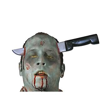 Bnov Zombie Knife Thro Head