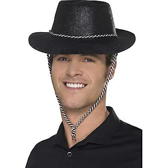 Smiffy ' s cowboy Glitter hat