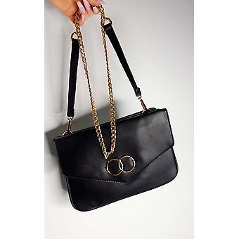 IKRUSH Womens Betti Double face enveloppe sac à bandoulière