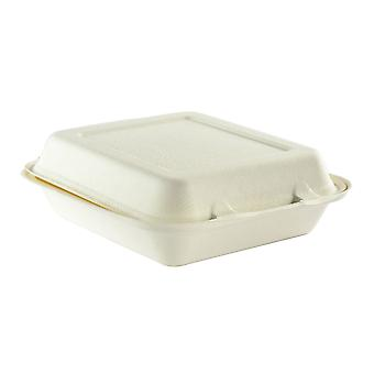 Vegware Compostable Extra Large Takeaway Boxes
