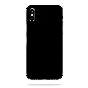 Sort etui-iPhone XS!