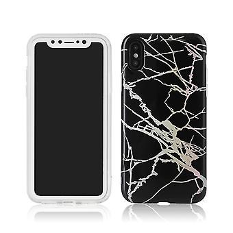 Metallic Marble - iPhone X / XS