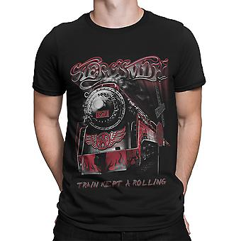 Aerosmith - Train Kept A Going T-Shirt