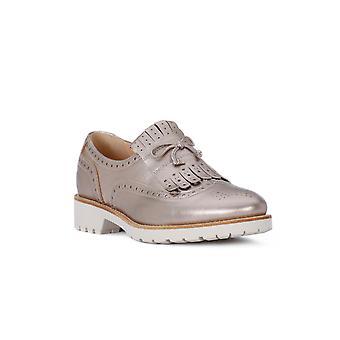 Sapatos de bronze de oxigênio Nero giardini