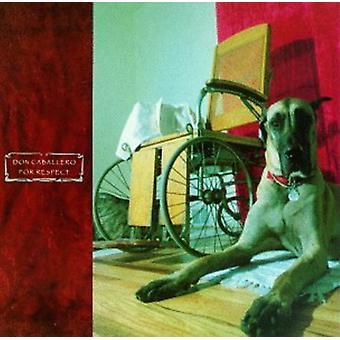 Don Caballero - importation USA pour le Respect [CD]