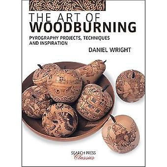 De kunst van Woodburning - Pyrogravure projecten - technieken en Inspirat
