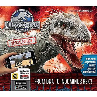 Jurassic verden Special Edition - fra DNA til Indominus rex! af Carolin