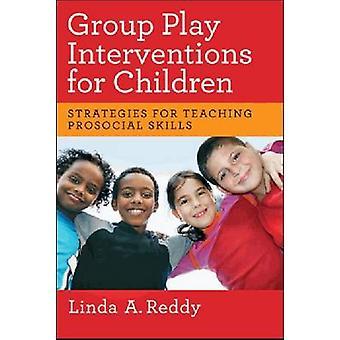 Groep Play interventies voor kinderen - strategieën voor onderwijs Prosoc