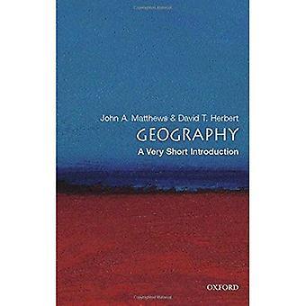 Geografia: Uma introdução muito curta (introduções muito curtas)