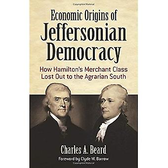 Ekonomiska ursprunget till Jeffersonian demokrati