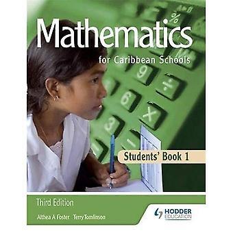 Matematica per le scuole Caraibi: nuova edizione 1 (matematica Caraibi scuole)