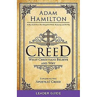 Creed leider Guide: Wat christenen geloven en waarom (Creed-serie)