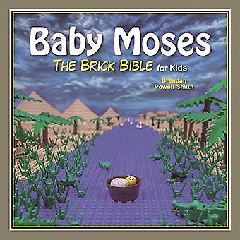 Baby Moses: Tegel Bibeln för barn