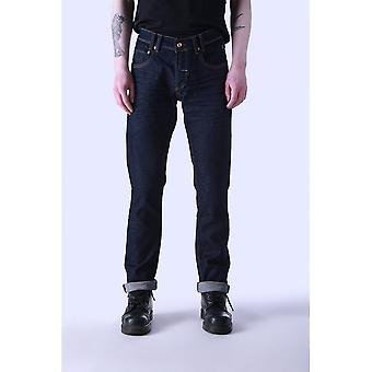 JUNQ COUTURE Woodgreen Indigo Slim Fit Jeans