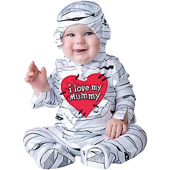 I Love My Mummy Toddler Costume