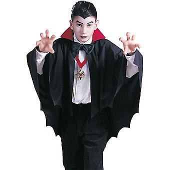 Vampyr barn kostym