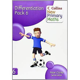 Differentiatie Pack 6 (Collins nieuwe primaire wiskunde)