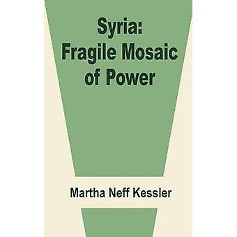 Syrië broze mozaïek van macht door Neff Kessler & Martha