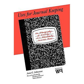 Toepassingen voor Journal houden een etnografie van het schrijven in een University Science klasse door Johnstone & Anne C.