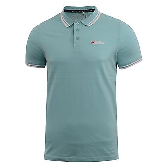 Mens polo t-shirt life and glory pique thedab top