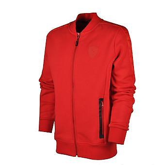 Puma svette menn hele Zip Varsity jakke