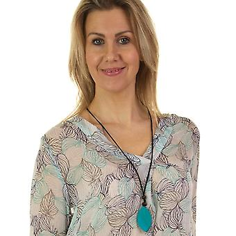 CAPRI Necklace TAR 91N Turquoise