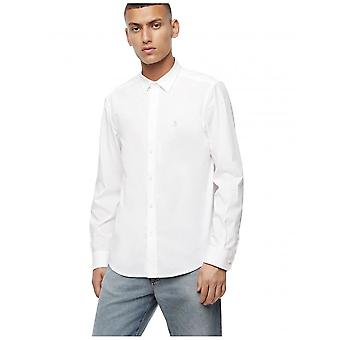 Diesel S-Bill shirt-biały